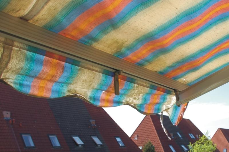 Markisenstoff Wechseln Sonnenschutzfaktor Jalousie