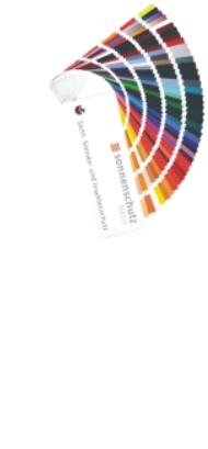 RAL-Farbfächer-Insektenschutz