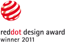 reddot design award für transpatec